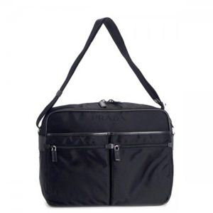 Prada(プラダ) ショルダーバッグ TESS SAFFIANO VA0993 BLACK - 拡大画像