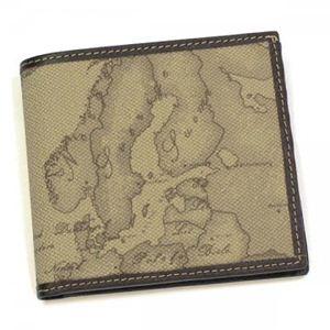 PrimaClasse(プリマクラッセ) 二つ折り財布(小銭入れ付) GEO TORTORA CW103 590 TORTORA - 拡大画像