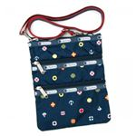 LESPORTSAC(レスポートサック) ナナメガケバッグ YACHT CLUB 7627 D271 YACHT CLUB