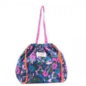 MARC BY MARC JACOBS(マークバイマークジェイコブス) トートバッグ SPOT DREW BLOSSOM M3131086 80847 ESTATE BLUE MULTI - 拡大画像