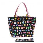 LESPORTSAC(レスポートサック) トートバッグ FINDERS KEEPERS 7470 D252 FINDERS KEEPERS