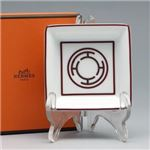 Hermes(エルメス) 灰皿 リズムレッド 04476P