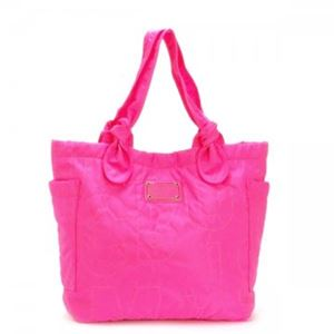 MARC BY MARC JACOBS(マークバイマークジェイコブス) トートバッグ PRETTY NYLON M3131098 81266 KNOCKOUT PINK - 拡大画像