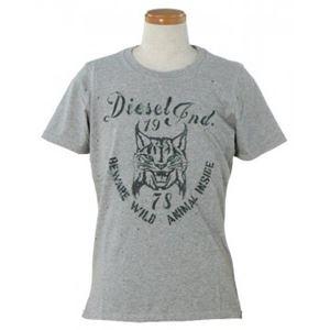 DIESEL(ディーゼル) メンズTシャツ 00CXEX 96M GREY