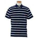 RalphLauren(ラルフローレン) メンズポロシャツ K31SC21 76255 NEWPORT NAVY/WHITE