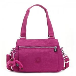 Kipling(キプリング) ナナメガケバッグ BASIC K15257 132 VERY BERRY - 拡大画像