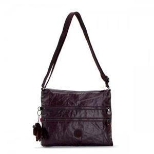 Kipling(キプリング) ショルダーバッグ BASIC K13335 657 WINE RED LACQUER - 拡大画像