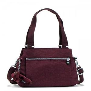 Kipling(キプリング) ナナメガケバッグ BASIC K15257 613 PORT RED - 拡大画像