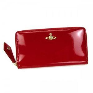 Vivienne Westwood(ヴィヴィアンウエストウッド) 長財布 32397 RED - 拡大画像