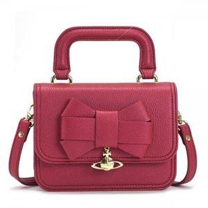 Vivienne Westwood(ヴィヴィアンウエストウッド) ハンドバッグ 6230 RED - 拡大画像