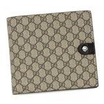 Gucci(グッチ) 二つ折り財布(小銭入れ付) 282023 BEIGE FX53N