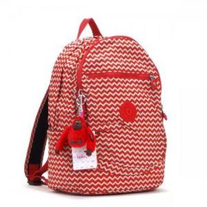 Kipling(キプリング) バックパック K15016 A90 CHEVRON RED PR - 拡大画像