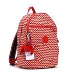Kipling キプリング バッグ 通販 Kipling(キプリング) バックパック K15016 A90 CHEVRON RED PR