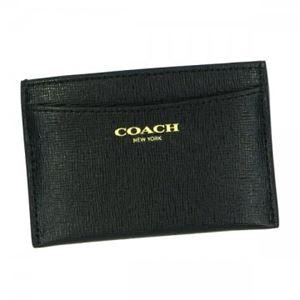 Coach(コーチ) カードケース 49996 B4/BK - 拡大画像