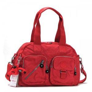 Kipling(キプリング) ハンドバッグ K13636 10P CARDINAL RED
