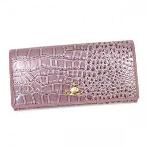 Vivienne Westwood(ヴィヴィアンウエストウッド) 長財布 1032 LAVANDA h01