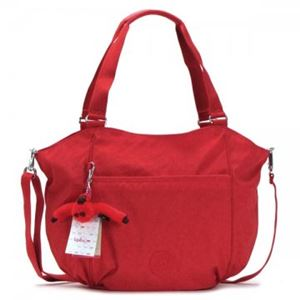 Kipling(キプリング) ハンドバッグ K15339 10P CARDINAL RED - 拡大画像