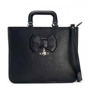 Vivienne Westwood(ヴィヴィアンウエストウッド) ナナメガケバッグ 6231 METAL BLACK