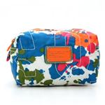 MARC BY MARC JACOBS(マークバイマークジェイコブス) ポーチ M0003435 80064 ORANGE MULTI