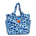 MARC BY MARC JACOBS(マークバイマークジェイコブス) トートバッグ M0004521 488 SKIPPER BLUE MULTI