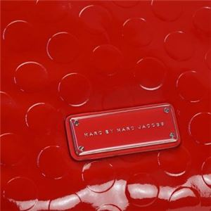 MARC BY MARC JACOBS(マークバイマークジェイコブス) トートバッグ M0004448 612 CAMBRIDGE RED f04