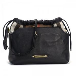 Burberry(バーバリー) ショルダーバッグ  LITTLE CRUSH HFL 0010T BLACK