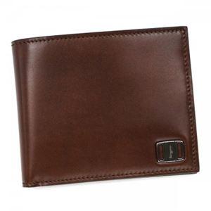 Ferragamo(フェラガモ) 二つ折り財布(小銭入れ付) 669989 606522 BAIO - 拡大画像