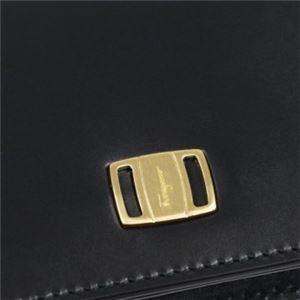 Ferragamo(フェラガモ) カードケース 669995 607106 NERO f05