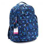 Kipling(キプリング) バックパック K15015 B45 CAMOU PR BLUE