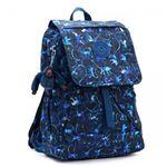 Kipling(キプリング) バックパック K15377 B45 CAMOU PR BLUE