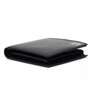 Loewe(ロエベ) 二つ折り財布(小銭入れ付) 109.54.501 1100 BLACK h02