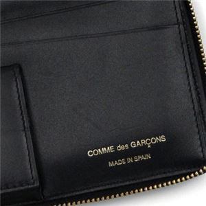 COMME des GARCONS(コムデギャルソン) 長財布 SA011EB BLACK f05