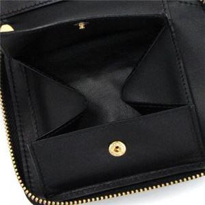 COMME des GARCONS(コムデギャルソン) 二つ折り財布(小銭入れ付) SA210EB BLACK f04