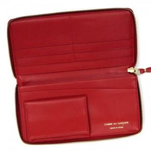 COMME des GARCONS(コムデギャルソン) 長財布 SA0110PD RED h03