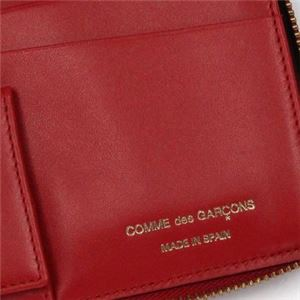 COMME des GARCONS(コムデギャルソン) 長財布 SA0110PD RED f05