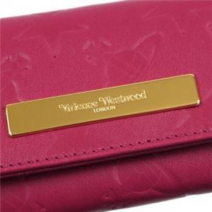 Vivienne Westwood(ヴィヴィアンウエストウッド) キーケース 720 FUXIA f04