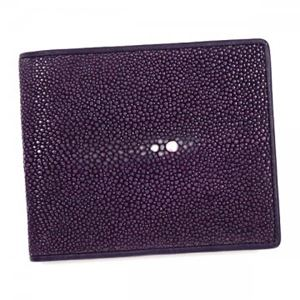 Nicola Ferri(ニコラフェリ) 二つ折り財布(小銭入れ付) GA10053 VIOLET h01