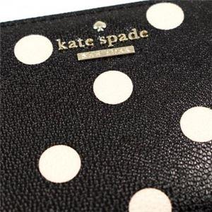 KATE SPADE(ケイトスペード) 長財布 PWRU3913 96 BLACK/DECO BEIGE f05