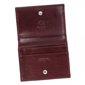PERONI(ペローニ) カードケース 11206 BORDO h03