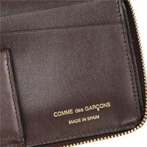 COMME des GARCONS(コムデギャルソン) 長財布 SA011E B BROWN f05