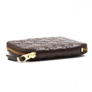 COMME des GARCONS(コムデギャルソン) 二つ折り財布(小銭入れ付) SA210E B BROWN h02