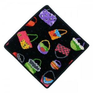 Feiler(フェイラー) タオル CRAZY BAGS 10 BLACK h01