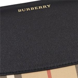 Burberry(バーバリー) 長財布 ELMORE BLACK f04