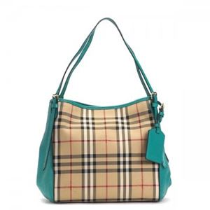 Burberry(バーバリー) ショルダーバッグ  SMCANTERBPAN  HONEY/AQUA GREEN h01