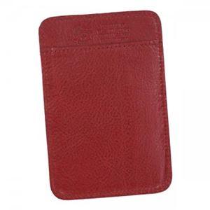 IL BISONTE(イルビゾンテ) カードケース  C0959 245 ROSSO RUBINO h02