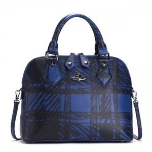 Vivienne Westwood(ヴィヴィアンウエストウッド) ハンドバッグ 13706 BLUE