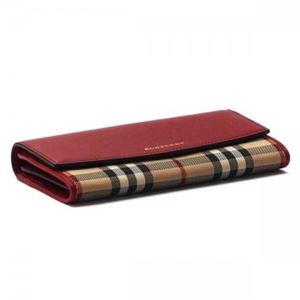 Burberry(バーバリー) 長財布 PORTER PARADE RED h02