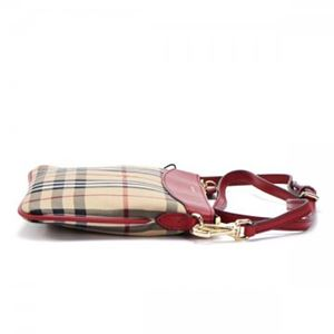 Burberry(バーバリー) ナナメガケバッグ PEYTON PARADE RED h03
