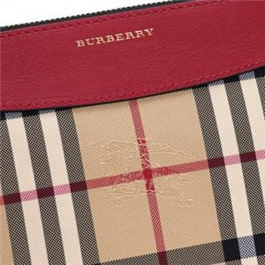 Burberry(バーバリー) ナナメガケバッグ PEYTON PARADE RED f05