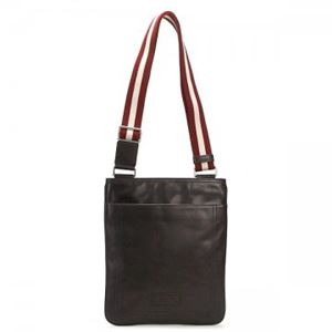 Bally(バリー) ナナメガケバッグ TERINO 261 CHOCOLATE RED/BEIGE h02